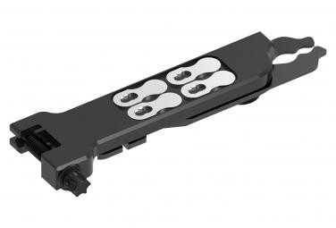 Multi-Outils Lezyne Multi Chain Pliers Noir
