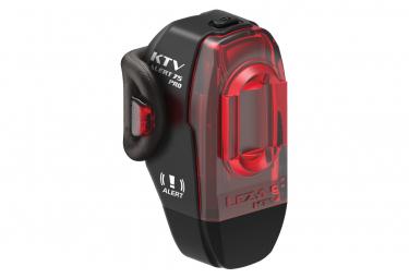 LEZYNE LED KTV-2 DRIVE PRO 75R LEZYNE - ALERT Arrière Black