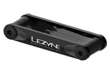 Multi-Outils Lezyne V Pro Tool (17 Fonctions) Noir