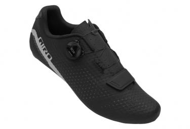 Chaussures Route Giro Cadet Noir