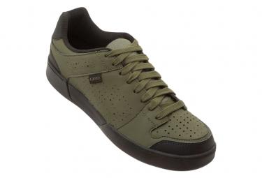 Giro Jacket II MTB Shoes Olive Green Black