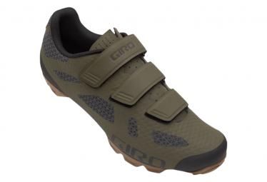 Giro Ranger MTB Schuhe Olivgrün / Gummi