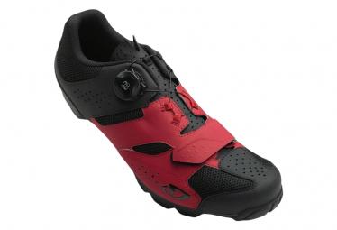 Giro Cylinder MTB Shoes Black / Red