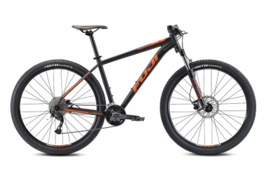 MTB Semi Rígida Fuji Nevada 29 3.0 LTD 29'' Noir / Orange 2021