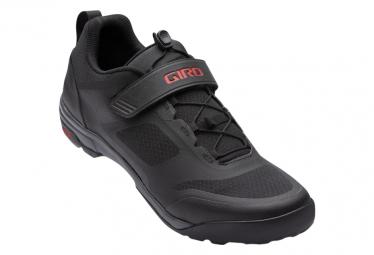 Giro Ventana Fastlace MTB Shoes Black / Red