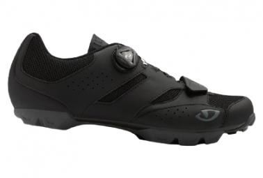 Giro Cylinder II MTB Shoes Black