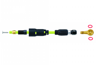 JAGWIRE MOUNTAIN QUICK FIT Adapter PRO per Shimano