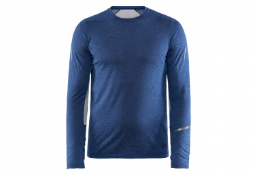 Maillot manches longues Craft SubZero Wool Bleu Homme