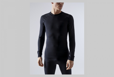 Maillot manches longues Craft ADV Warm Fuseknit Noir Homme