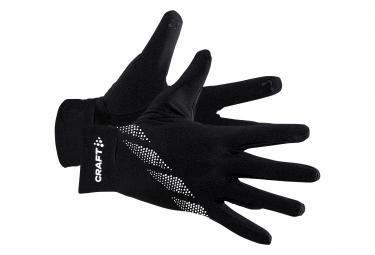 Gants Hiver Craft Core Essence Thermal Noir Unisex
