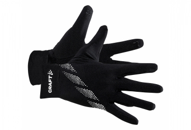 Gants Hiver Craft Core Essence Thermal Noir Unisex