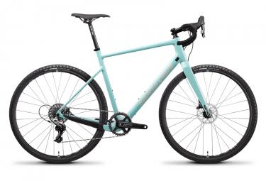 Gravel Bike Santa cruz Stigmata Sram Rival 1 11V Bleu / Blanc