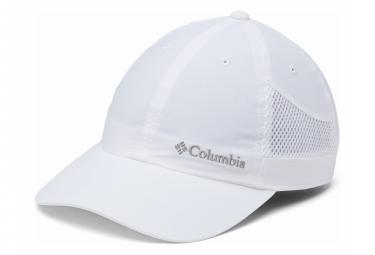 Columbia Tech Shade Hat Gorra Blanca