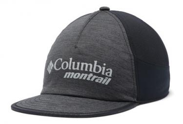 Casquette Columbia Montrail Running Hat II Noir