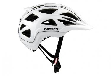 Casque Ville Casco Activ 2 Blanc Brillant