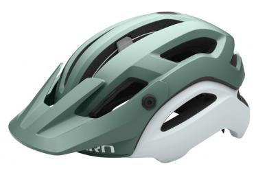 Casco Giro Manifest Mips All Mountain Gris   Verde 2021 L  59 63 Cm