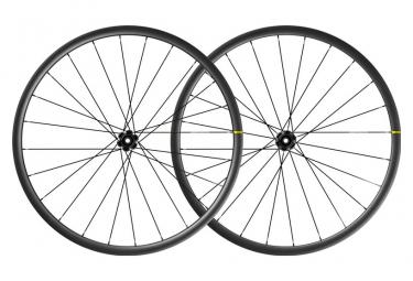 Juego de ruedas Mavic Allroad Pro Carbon SL Disc 700 | 12x100 - 12x142mm | Centerlock 2021