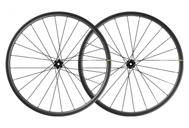 Paire de Roues Mavic Allroad Pro Carbon SL Disc 700 | 12x100 - 12x142mm | Centerlock 2021