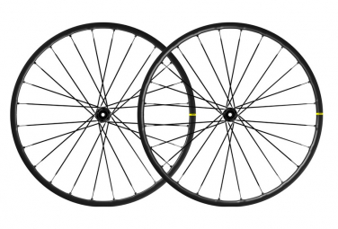 Mavic Allroad SL Disc 700 Wheelset | 12x100 - 12x142mm | Centerlock 2021