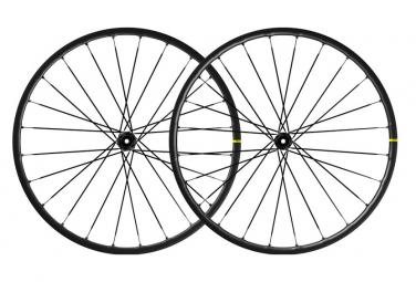 Juego de ruedas Mavic Allroad SL Disc 700 | 12x100 - 12x142mm | Centerlock 2021