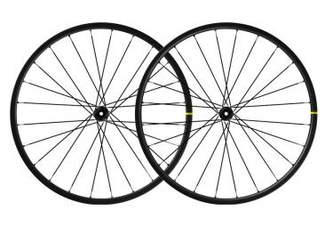 Set di ruote Mavic Allroad S Disc 700 | 12x100 - 12x142mm | Centerlock 2021