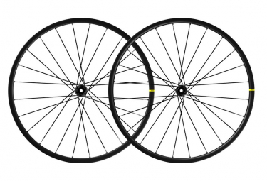 Mavic Allroad S Disc 700 Wheelset | 12x100 - 12x142mm | Centerlock 2021