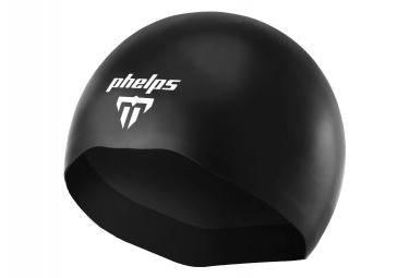 Bonnet de bain Michael Phelps X-O 2 Noir