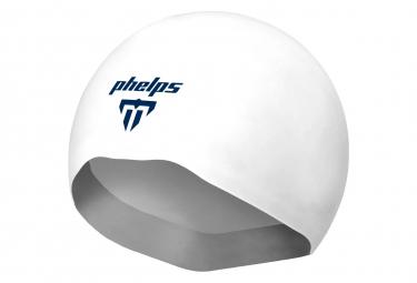 Bonnet de bain Michael Phelps X-O 2 Or Blanc Bleu Marine