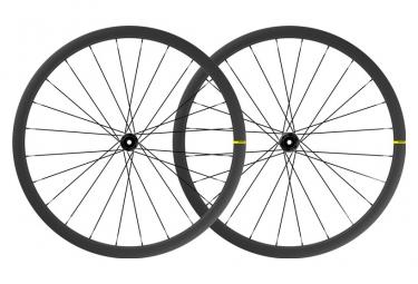 Juego de ruedas Mavic Cosmic SL 32 Disc 700 | 12x100 - 12x142mm | Centerlock 2021