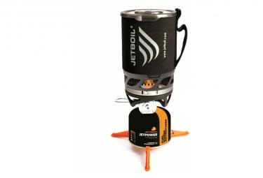 Réchaud Jetboil Micromo (+ Pot Support)