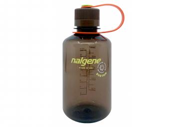 Gourde Nalgene Narrow Mouth 475ml Marron
