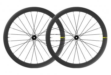 Juego de ruedas Mavic Cosmic SL 45 Disc 700 | 12x100 - 12x142mm | Centerlock 2021