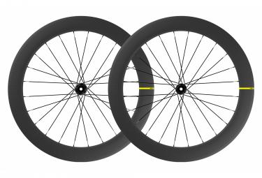 Juego de ruedas Mavic Cosmic SL 65 Disc 700 | 12x100 - 12x142mm | Centerlock 2021