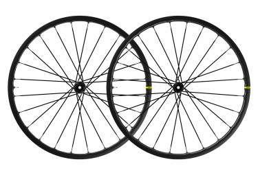 Mavic Ksyrium SL Disc 700 Wheelset | 12x100 - 12x142mm | Centerlock 2021