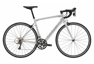 Bicicleta de carretera Cannondale CAAD Optimo 4 Shimano Claris 8S 700 mm Plata 2021