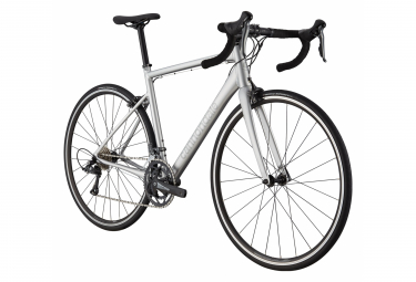 Cannondale CAAD Optimo 4 Rennrad Shimano Claris 8S 700 mm Silber 2021