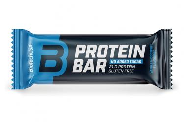 Barre Protéinée BioTechUSA Protein Bar 70g Coco Vanille