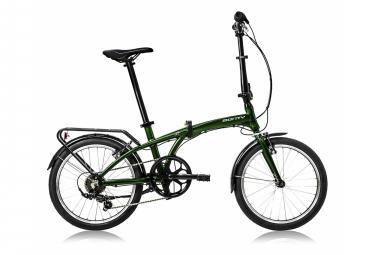 Bicicleta Plegable Monty Source Panache 6v Verde 2021