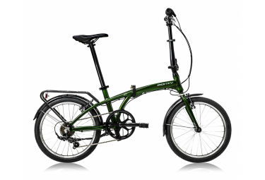 Vélo Pliant Monty Source Panaché 6V Vert 2021