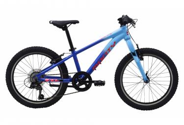 Bicicleta De Montana Para Ninos Monty Kx5r Shimano Tourney 6s Azul 6 10 Anos