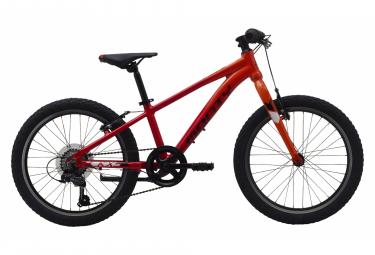Bicicleta Montana Ninos Monty Kx5r Shimano Tourney 6s Rojo   Naranja 6 10 Anos