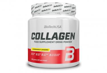 Compléments BioTechUSA Collagen 300g Citron