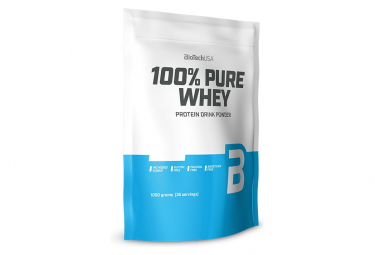 Boisson protéinée BioTechUSA 100% Pure Whey 1kg Chocolat