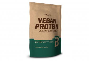 Boisson protéinée BioTechUSA Vegan Protein 500g Noisette
