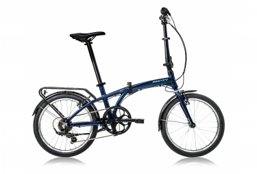 Vélo Pliant Monty Source Panaché 6V Bleu 2021