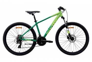Bicicleta de montana para ninos monty kx9 26   7v verde 12 14 anos