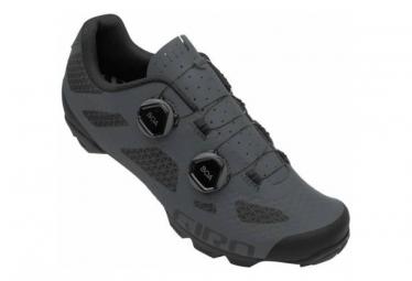 Zapatillas MTB Giro Sector Portaro gris