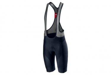 Pantalones Cortos Castelli Free Aero Race 4 Azul Oscuro