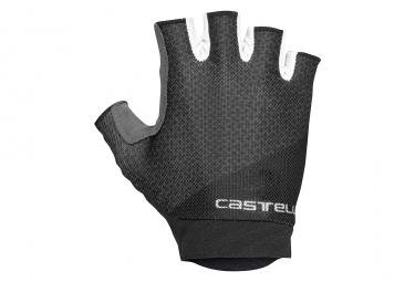 Gants Castelli Roubaix GEL 2 Noir