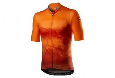 Maillot Castelli Polvere Orange